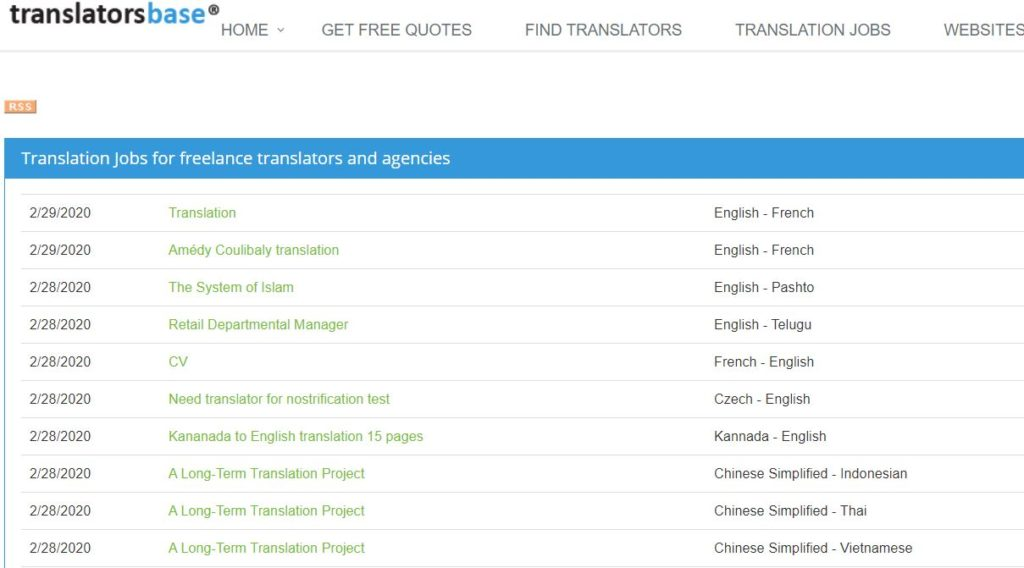 home based translation jobs translatorbased