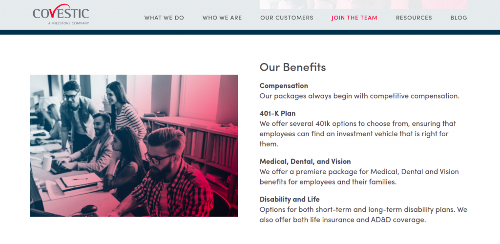 companies-with-remote-jobs-washington-dc-covestic-benefits