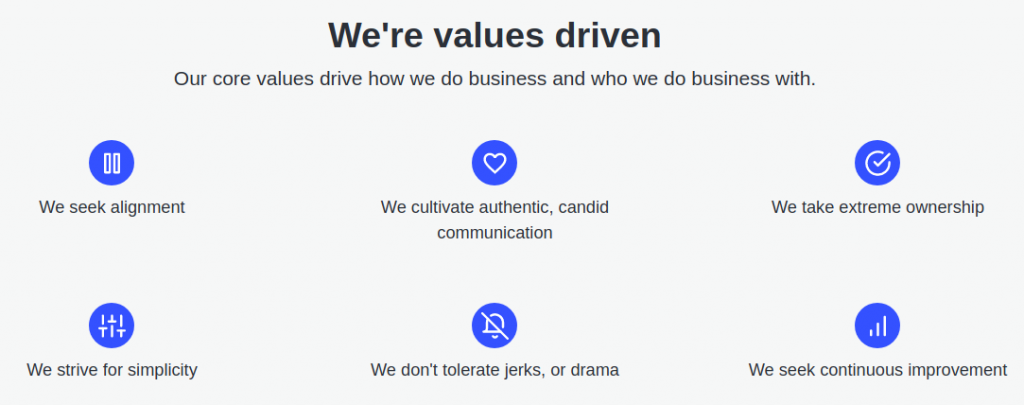 companies-with-remote-jobs-avra-talent-values