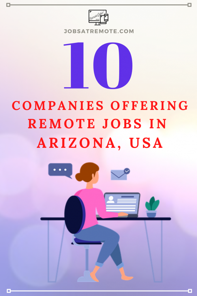 companies-offering-remote-jobs-in-Arizona-USA